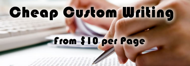 Cheap Essay Writing Service