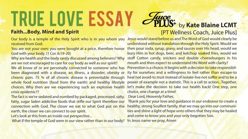 Environmental Health Essay Essay About Love Process Essay Example Paper also The Yellow Wallpaper Critical Essay Essay About Love  Koshoji Sample High School Essay