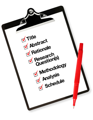 research proposal service